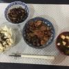 9/12 yuri 豚と茄子の胡麻味噌炒め
