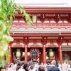 浅草の好きな風景と舟和のあんみつ、ローヤル珈琲店のクリームソーダ!