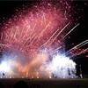 爆音!葛飾納涼花火大会で花火1.3万発を真正面から鑑賞してきた!