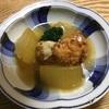 冬瓜と鶏つくねの煮物