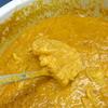 鶏肉とひよこ豆のココナッツカレー