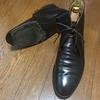 雨に負けない!防水スプレーを使った革靴のお手入れ