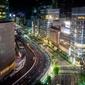 高速道路なのに料金無料?!銀座~丸の内を眺めるKK線! youtubeの夜景ドライブ動画もかっこいい