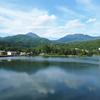 【絶景】標高1250m 高原の湖『蓼科湖』でランニングを楽しむ