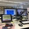 猿払村と北科大実験室を遠隔会議システムで結び「みんなで一緒に工作教室」を実施しました。