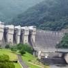 京都 山陰線 日吉ダムとダムカレーがすごいなと思った