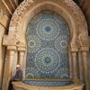 カサブランカ ハッサンⅡ世モスク モロッコタイル
