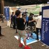 Bicycle CIty EXPO 取材受けてます!