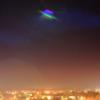 ある夜、TはUFOを見たことがあると言った