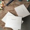 DIY 新聞ストックBOX 木工教室で基本を教えてもらってきました