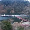 亀山ダム終了