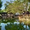 板橋(台湾)の名庭園で癒やされてきました