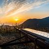 久しぶりの登山に北九州市の小文字山に登ってきた話。朝日撮影にはおすすめスポット!!
