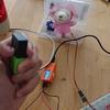 M5StickCをUIFlowで小6息子くんと遊んだ ~圧電ブザーと最終的にはパトランプ~