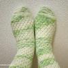 靴下を編む。〜Soda Water 編〜