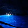 【ナポリ④】 カプリ島・青の洞窟
