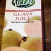どろり濃密♪砂糖&香料不使用、南ア極旨グアバジュース再び☆『WILD Guava Juice 1L』