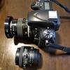 Micro-NIKKOR 55mm F2.8 先日までの『F1.4』レンズとの比較