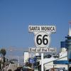 ロサンゼルス空港の空いた時間で、路線バスでサンタモニカ・ピアへ