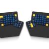 TheKeyCompany の GMK Ergodox kit