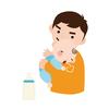 赤ちゃんのゲップ対策4選