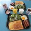 アラフィフ夫婦の朝ご飯と晩ご飯