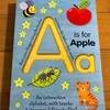 絵本紹介:A is for Apple (Smart Kids Trace-and-Flip)