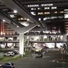 西鉄バス北九州 小倉駅前バスセンター インターバル撮影