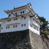 桜満開の名古屋城