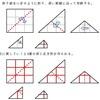 折り紙の切断問題(6)の解