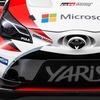 ● 【WRC】ラリー・イタリアの現地を訪れたトヨタ豊田章男社長「申し訳ない気持ちでいっぱい」