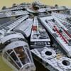レゴ ミレニアム・ファルコンのレビュー|夢中で作って、遊ぶのも楽しい