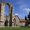 ハルツ山地にあった大修道院  ヴァルケンリート
