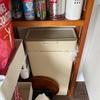【DIY】壊れていたゴミ箱のフタが直りました〜! 〜東急ハンズで「キックバネ」を購入〜