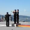 補給艦ましゅう体験航海レポ(後編)