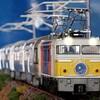 Bトレで再現  2列車「カシオペア」