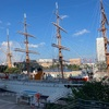 帆船日本丸  横浜市西区みなとみらい