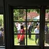2017.7.3 中村彝生誕130年記念ガーデンカフェ