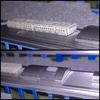 KATO HB-E300系 「リゾートしらかみ」(青池編成)屋根上機器墨入れ