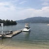 2019年夏クルーズ(四国)小豆島「ベイリゾートホテル専用桟橋」