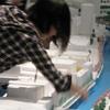 いよいよ明日から、「安藤忠雄建築展2009 対決。水の都 大阪VSベニス」。