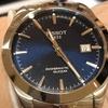 実機レビュー【ティソ】ジェントルマン パワーマティック80 シリシウムブルー~時計屋放浪記