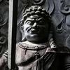 紫陽花で有名な久米寺