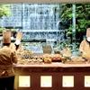 """サンセットスイーツビュッフェ@ホテルグランドパレス東京""""ピーチ&グレープ・スプラッシュ"""""""