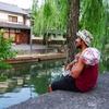 【西日本豪雨】美観(びかん)地区@岡山県倉敷市をボランティア仲間と観光してみた