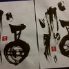 My Works (ancient KANJI characters)①