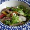 35冊目『ワインがおいしいフレンチごはん』から5回めはマグロのたたきサラダ