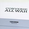 やっぱり本気だった!?コンバースのスニーカー型ワウ、「CUTECIRCUIT × CONVERSE All Wah」、詳しい情報が出てきました!