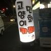 韓国にそびえ立つ!!エアー看板について