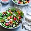 基本ローファット低GIで普通に食べるなら最初にサラダ法